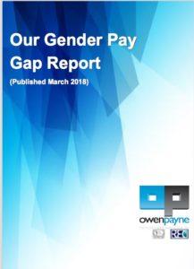 Owen Payne Gender Pay Gap Report